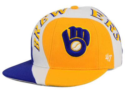 Milwaukee Brewers '47 MLB '47 Circuit Snapback Cap