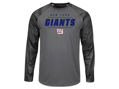 New York Giants NFL Men's League Rival Long Sleeve T-Shirt