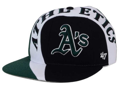 best online on feet at san francisco Oakland Athletics MLB Adjustable Hats & Caps | lids.com