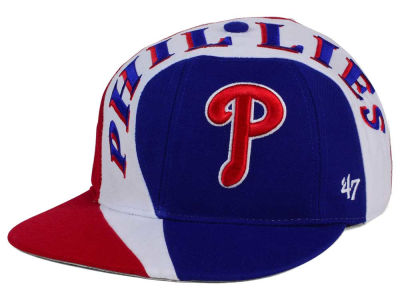 Philadelphia Phillies '47 MLB '47 Circuit Snapback Cap