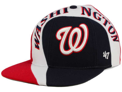 Washington Nationals '47 MLB '47 Circuit Snapback Cap
