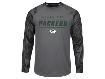 Green Bay Packers NFL Men's League Rival Long Sleeve T-Shirt