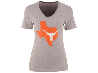 Texas Longhorns NCAA Women's State T-Shirt