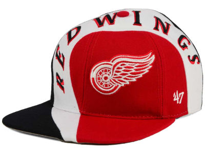 Detroit Red Wings '47 NHL '47 Circuit Snapback Cap