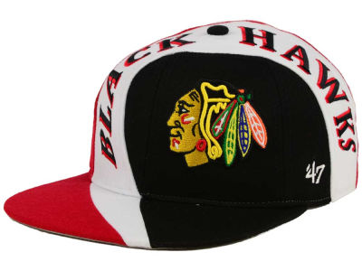 Chicago Blackhawks '47 NHL '47 Circuit Snapback Cap