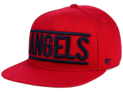 Los Angeles Angels '47 MLB TC On Track Snapback Cap