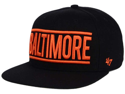 Baltimore Orioles '47 MLB TC On Track Snapback Cap