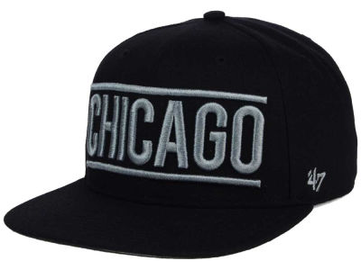 Chicago White Sox '47 MLB TC On Track Snapback Cap