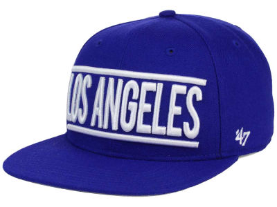Los Angeles Dodgers '47 MLB TC On Track Snapback Cap