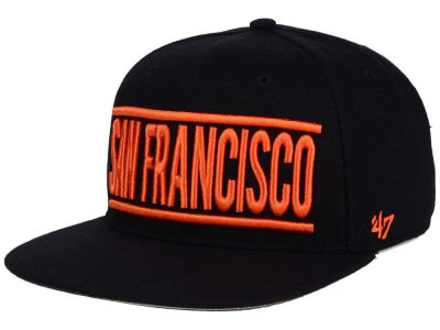 San Francisco Giants '47 MLB TC On Track Snapback Cap