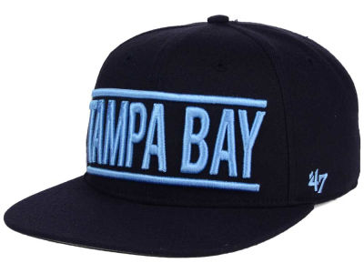 Tampa Bay Rays '47 MLB TC On Track Snapback Cap