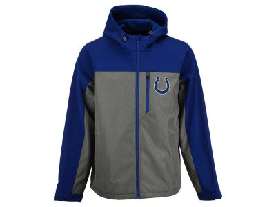 Indianapolis Colts GIII NFL Men's Kickoff Full Zip Hooded Jacket