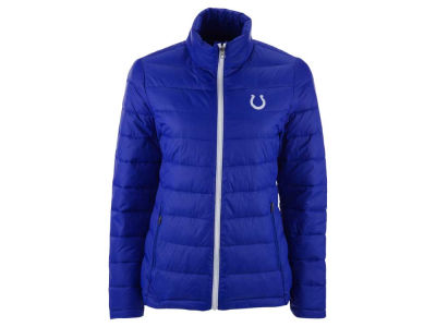 Indianapolis Colts GIII NFL Women's Fair Catch Packable Jacket