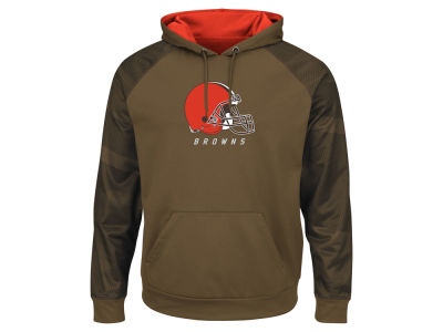 Cleveland Browns Majestic NFL Men's Armor II Hoodie