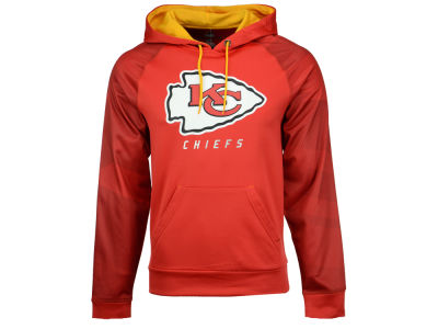 Kansas City Chiefs Majestic NFL Men's Armor II Hoodie