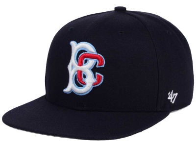 Brooklyn Cyclones '47 MiLB Shot Snapback Cap