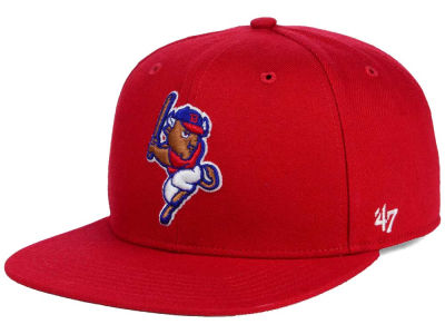 Buffalo Bisons '47 MiLB Shot Snapback Cap