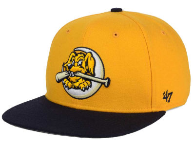 Charleston RiverDogs '47 MiLB Shot Snapback Cap