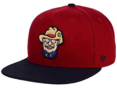Frisco RoughRiders '47 MiLB Shot Snapback Cap