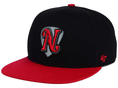 Nashville Sounds '47 MiLB Shot Snapback Cap