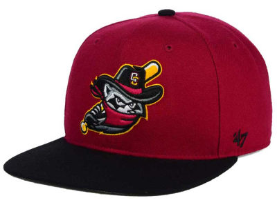 Quad Cities River Bandits '47 MiLB Shot Snapback Cap