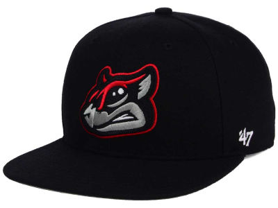 Richmond Flying Squirrels '47 MiLB Shot Snapback Cap