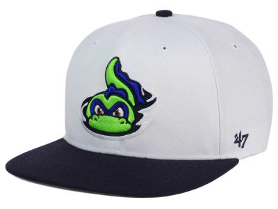 Vermont Lake Monsters '47 MiLB Shot Snapback Cap