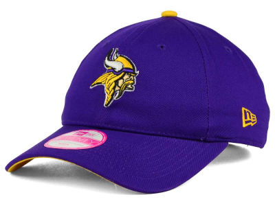 Minnesota Vikings New Era NFL Women's Chase 9TWENTY Cap