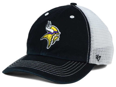 Minnesota Vikings '47 NFL Blue Hill '47 CLOSER Cap