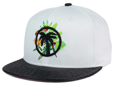 BLVD Circle of Paradise Snapback Hat