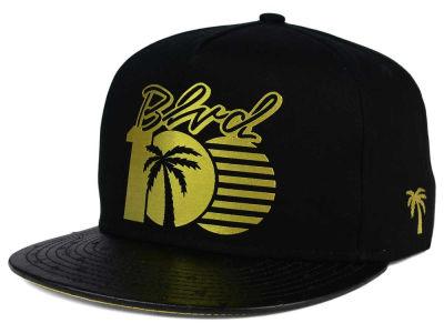 BLVD Keep it 100 Snapback Hat