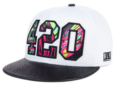 BLVD Four Two Zero Snapback Hat