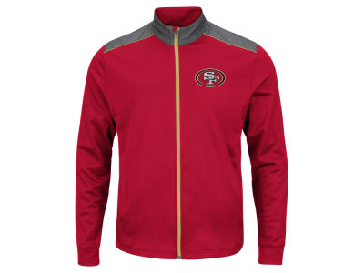 San Francisco 49ers NFL Men's Team Tech Jacket