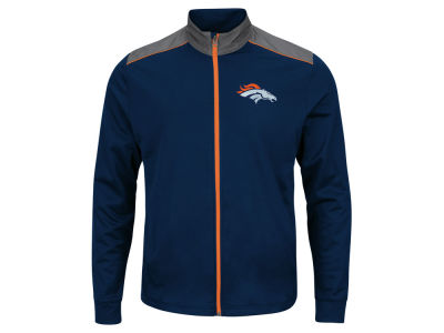 Denver Broncos NFL Men's Team Tech Jacket