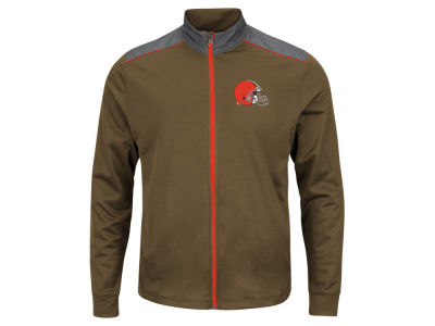 Cleveland Browns NFL Men's Team Tech Jacket