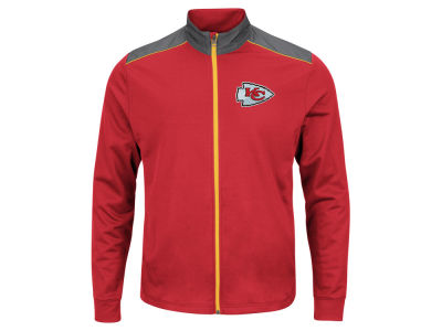 Kansas City Chiefs NFL Men's Team Tech Jacket