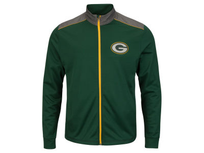 Green Bay Packers NFL Men's Team Tech Jacket