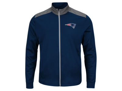 New England Patriots NFL Men's Team Tech Jacket