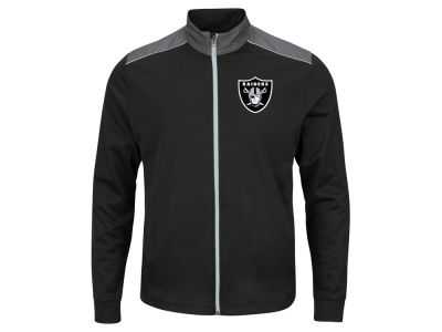 Oakland Raiders NFL Men's Team Tech Jacket