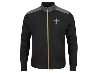 New Orleans Saints NFL Men's Team Tech Jacket
