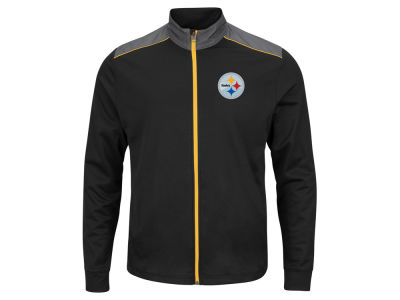 Pittsburgh Steelers NFL Men's Team Tech Jacket
