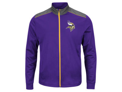 Minnesota Vikings NFL Men's Team Tech Jacket