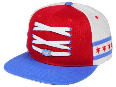 Chicago Blackhawks Zephyr NHL City Lacer Snapback Hat