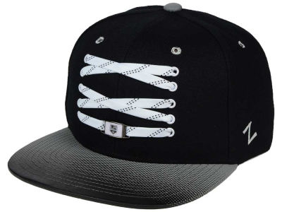 Los Angeles Kings Zephyr NHL Lacer Skate Gradient Snapback Hat