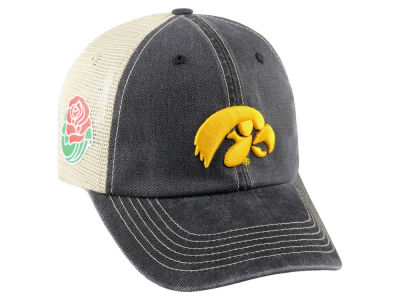 Iowa Hawkeyes Top of the World NCAA 2016 Rosebowl Hat