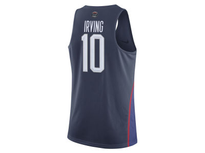 Kyrie Irving Nike NBA Men's Rio Elite Replica Jersey