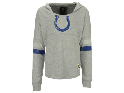 Indianapolis Colts Outerstuff NFL Youth Campus Slouch Hoodie