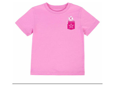 Dallas Cowboys NFL Girls Infant Marlow T-Shirt