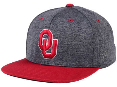 Oklahoma Sooners Top of the World NCAA Energy 2Tone Snapback Cap