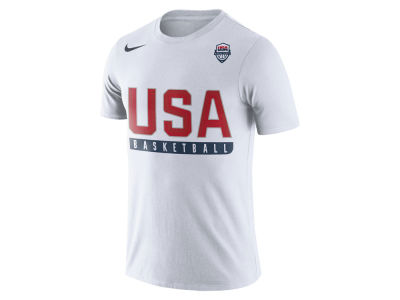 Nike NBA Men's Rio Olympics USA Basketball Practice T-Shirt